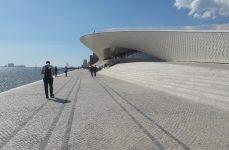 Visita de estudo à  Lisbon School of Design e ao MAAT