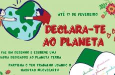 DECLARA-TE AO PLANETA